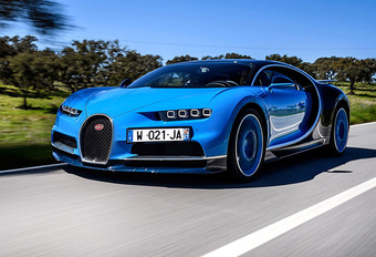 Bugatti op het Autosalon Brussel 2019: Hypercar #1