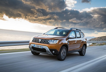 Dacia op het Autosalon Brussel 2019:   Propere motoren #1