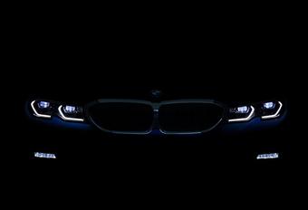 BMW op het Autosalon van Brussel 2019: BMW 3 Reeks #1