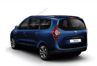 Dacia : un nouveau monospace Lodgy en 2020 #1