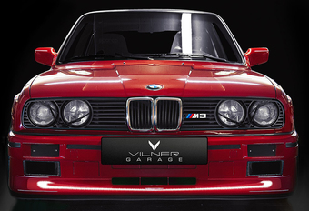 Dit is misschien wel de perfecte BMW E30 M3 #1