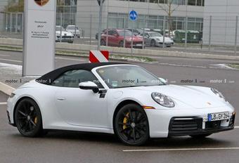 La Porsche 911 992 surprise en test #1