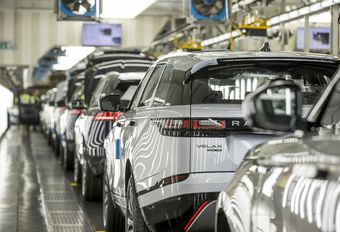 Jaguar Land Rover envisagerait une vague de licenciements #1