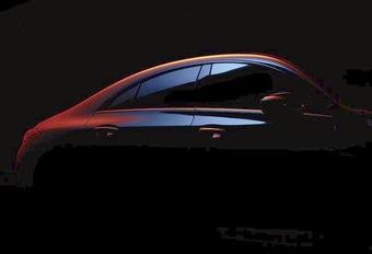 Mercedes CLA : au CES de Las Vegas #1