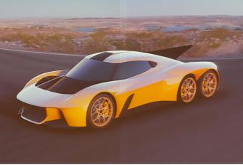 Tajima: een elektrische supercar in 2019? #1