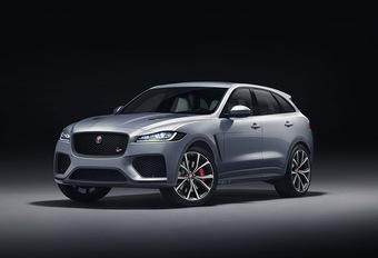 Jaguar op het Autosalon Brussel 2019: 't is feest! #1