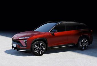 Nio ES6 : un SUV électrique pour 45.000 € #1