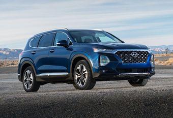 Hyundai Santa Fe : accès et démarrage par empreinte digitale #1