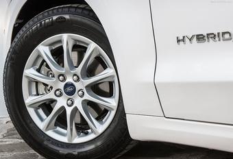 Ford op het Autosalon van Brussel 2019: wereldpremière Mondeo Clipper Hybrid #1