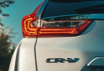 Honda op het Autosalon van Brussel 2019: CR-V Hybrid #1