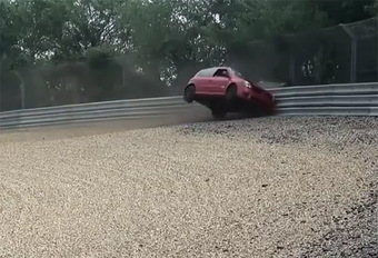 Nürburgring: een jaar vol crashes #1