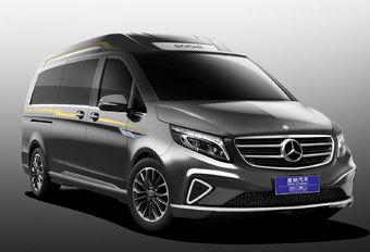 ItalDesign Xingchi Vulcanus : Classe V de luxe pour la Chine #1