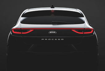 Kia op het Autosalon van Brussel 2019: e-Niro, ProCeed, ... #1