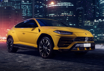 Lamborghini op het Autosalon van Brussel 2019 #1