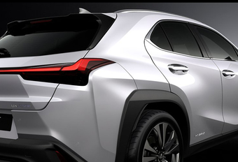 Lexus op het Autosalon van Brussel 2019: UX, ES, RXL #1
