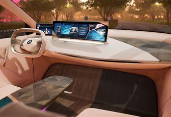 BMW op CES in Las Vegas: virtueel rijden #1