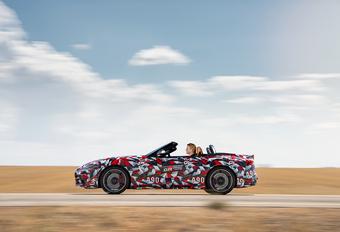 Toyota Supra: ook als cabrio? #1