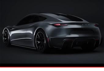 Tesla: de Roadster 2020 in beeld gebracht #1