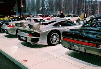 70 jaar Porsche: onze persoonlijke favorieten in Autoworld #1