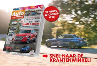 Het nieuwe AutoWereld-magazine met GRATIS salonkaart is klaar! #1