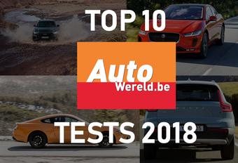 Terugblik 2018: de 10 populairste autotests van 2018 #1