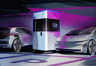 Volkswagen: mobiel opladen voor elektrische auto's #1