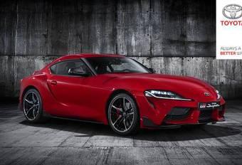 Toyota Supra : en fuite sous toutes ses coutures ! #1