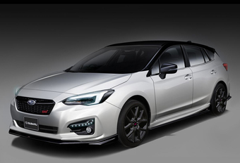 Subaru Impreza krijgt STI-variant #1