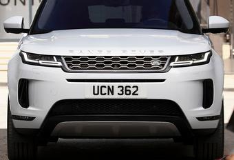 Land Rover op het Autosalon van Brussel 2019: wereldpremière Range Rover Evoque #1