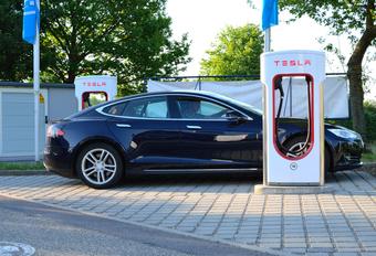 Tesla : des bornes dans toute l'Europe  #1