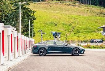 Tesla breidt Supercharger-netwerk verder uit #1