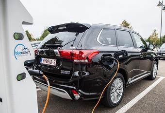 Mitsubishi op het Autosalon van Brussel 2019 #1