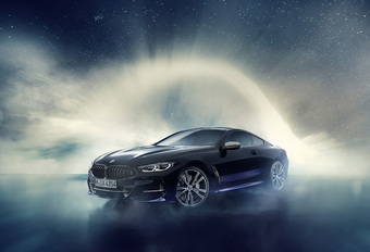 BMW Individual M850i Night Sky: sterrenstof #1