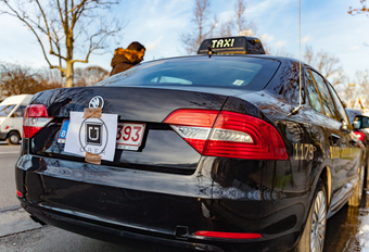 Rechter bevestigt: Uber is illegaal in Brussel #1
