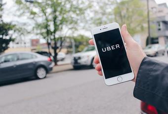 Rechter verbiedt Uber in Brussel #1