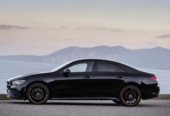 Nieuwe Mercedes CLA is première te snel af #1
