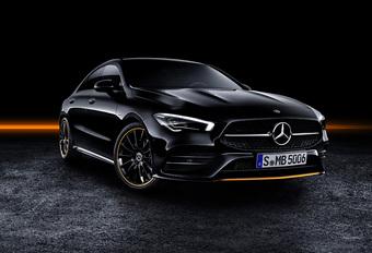Nieuwe Mercedes CLA is compacte AMG GT 4-Door Coupé #1