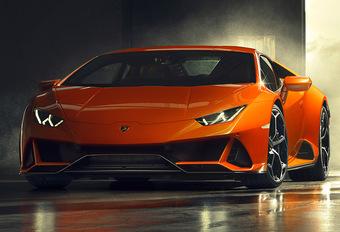 Lamborghini Huracán EVO: met het genot van de V10 #1