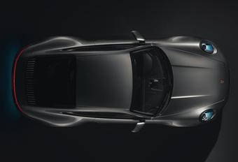 Porsche op het Autosalon van Brussel 2019: Europese première nieuwe 911 #1