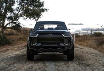 Atlis XT is elektrische pick-up met sleepvermogen van 9 ton #1