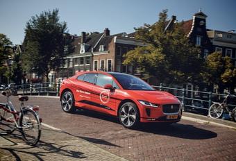 La Jaguar I-Pace bat tout le monde aux Pays-Bas #1