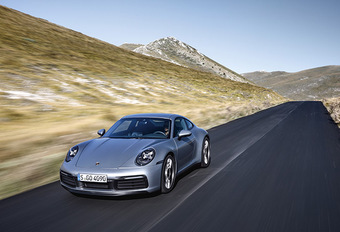 Porsche op het Autosalon Brussel 2019: Extra power en verleidingskracht #1