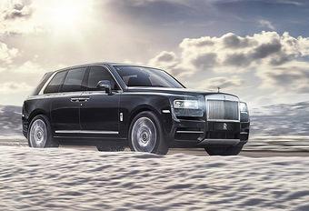 Rolls-Royce au salon auto de Bruxelles 2019 : Ode à l'excès #1