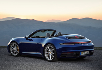 Na de Coupé volgt nu de Porsche 911 Cabriolet #1