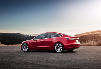 Tesla au salon auto de Bruxelles 2019 : Enfin ! #1
