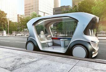 CES 2019 – De geconnecteerde autonome shuttle van Bosch #1