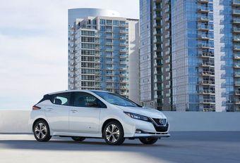 Nissan Leaf e+ : plus d'autonomie et de puissance #1