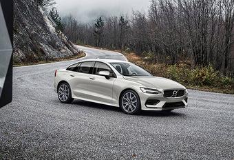 Volvo au salon auto de Bruxelles 2019 : La 60 à l'honneur #1