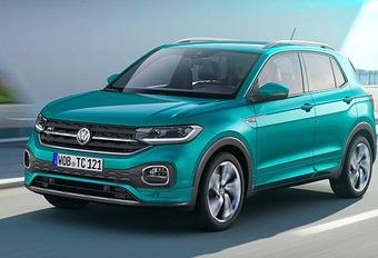 Volkswagen au salon auto de Bruxelles 2019 :  La totale (ou presque) ! #1