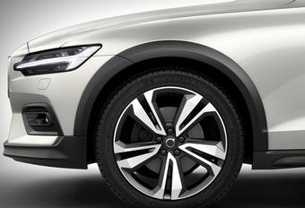 Volvo op het Autosalon van Brussel 2019: S60 en V60 CC in Europèse première #1